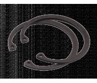 Стопорные кольца Ф 45